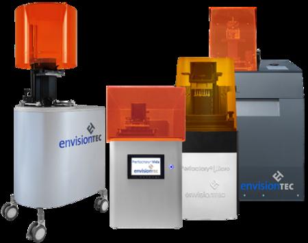 德国envisionTEC-3D打印设备